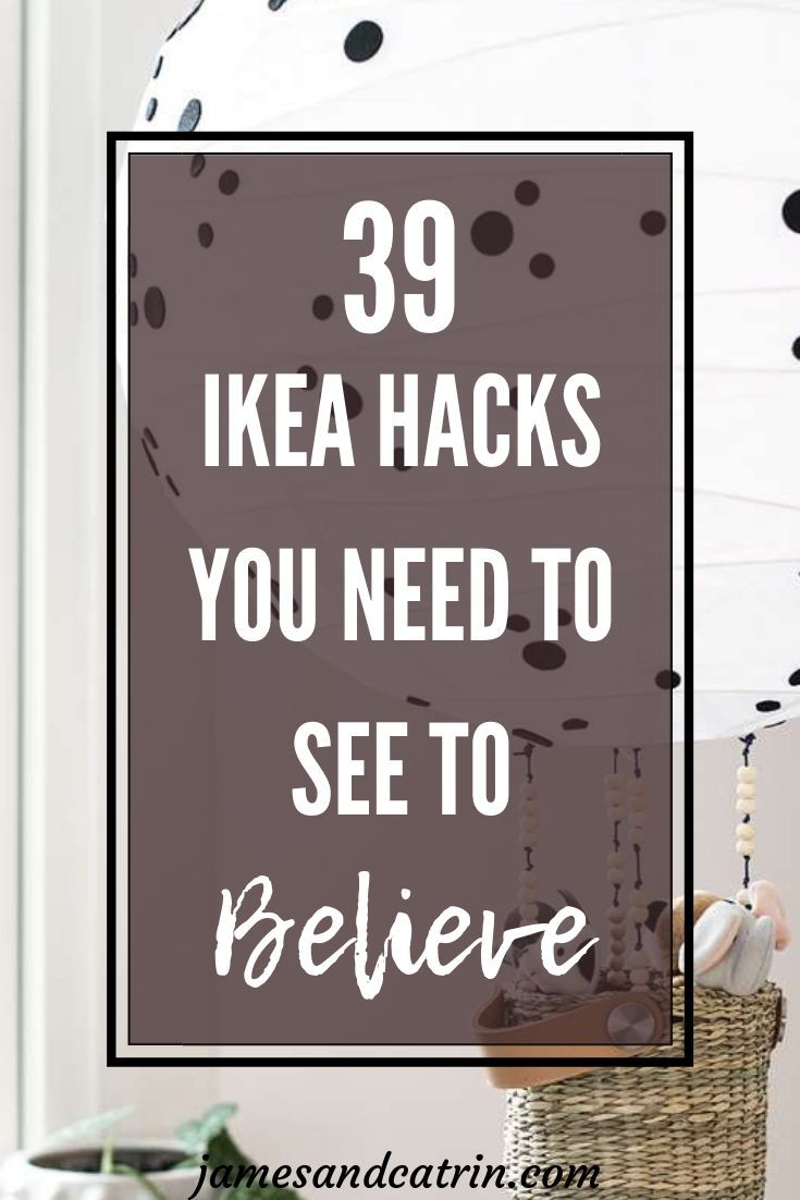 Ikea Hacks Are Here To Make Great Looking Furniture Accessible To Everyone You Can Easily Update An Ikea Product Ikea Hack Ikea Billy Bookcase Hack Best Ikea