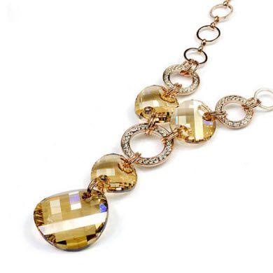 MIMI CRYSTALLIZED™ Long Necklace - Crystal Fantasy :http://mimimoreau.com/product/mimi-crystallized-opera-necklace/