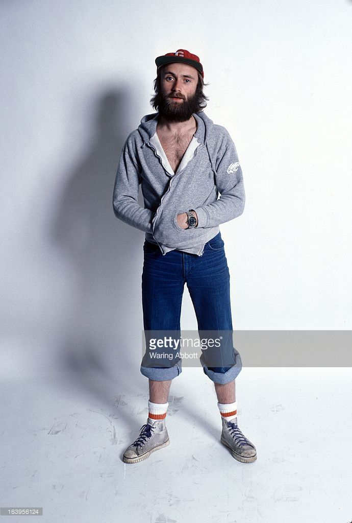 Phil Collins in 1976, a template for hipsters 40 years later - Imgur