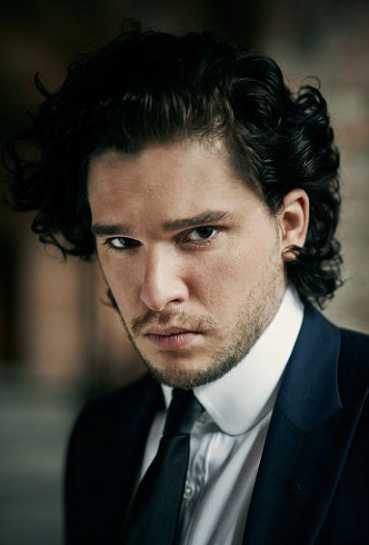 Beautiful Kit Harrington.aka Jom Snow from Game of Thrones