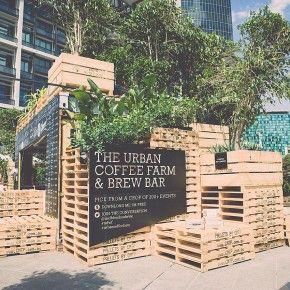urban coffee farm photo gallery - Farmhouse Restaurant Ideas