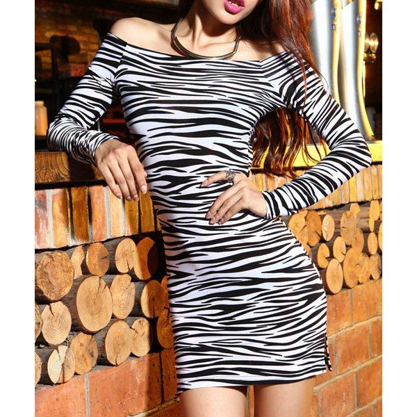 1000  ideas about Zebra Print Dresses on Pinterest  Zebra print ...
