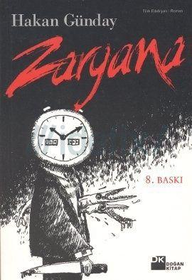Zargana – Hakan Günday ePub eBook e-kitap indir
