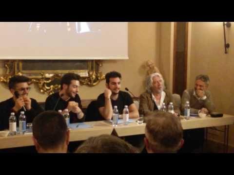 IL VOLO - Gianluca Ginoble - Piero Barone - Ignazio Boschetto