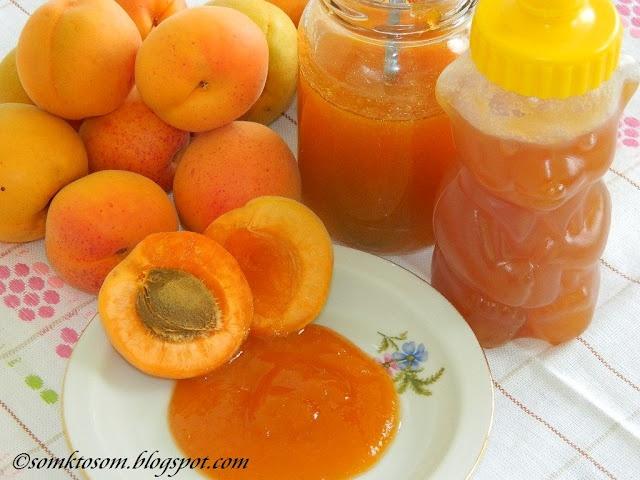 RECEPTY Z MOJEJ KUCHYNE: Marhuľový džem s medom