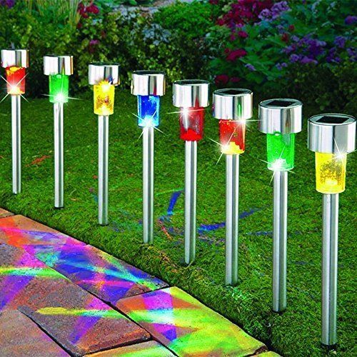 naturally solar pathway lights costco review walkway outdoor set color lamp landscape garden yard not working