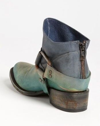 turq boots