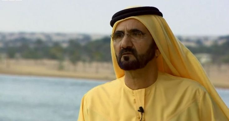 SHEIKH MOHAMMED 'HALTS PLANES' TO CONDUCT BBC INTERVIEW