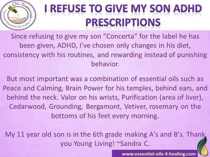 Young Living-ADHD