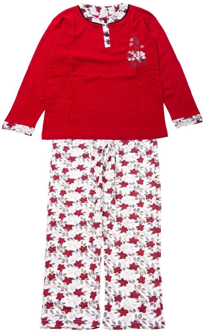 Fawn γυναικεία πιτζάμα «Flowers»  €13,90