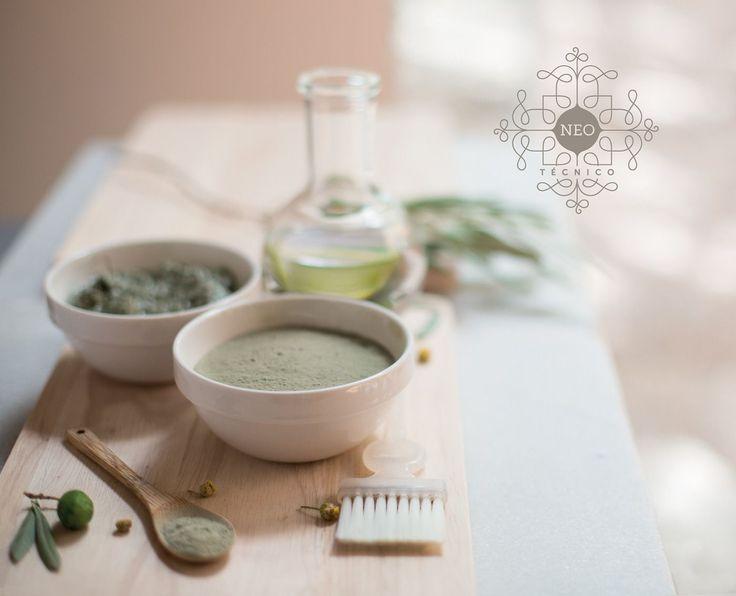 Neo. La cultura de color sensible. Barros y pigmentos al Oleo para dar color al cabello sin dañarlo respetando su estructura natural y mejorando su fibra.