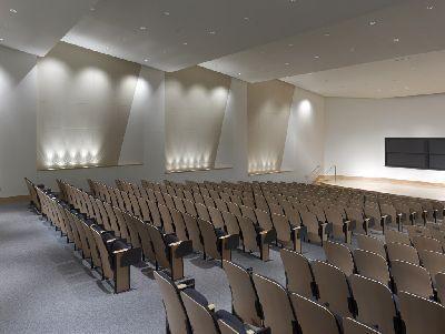 Auditorium | Project Afscheid | Auditorium design, Lecture ...