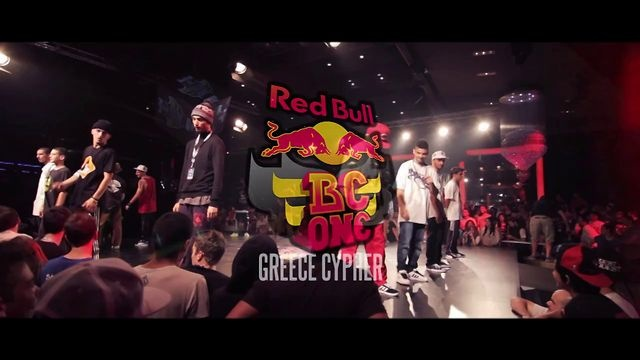 Red Bull BC One Cypher Greece 2012.