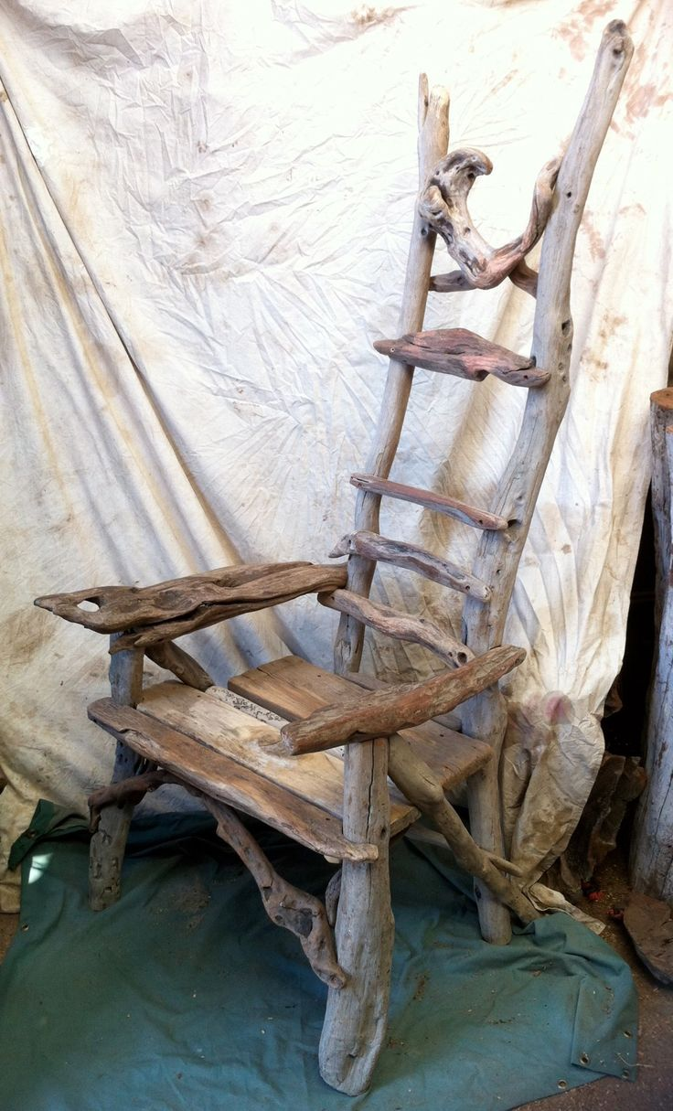 images about Driftwood Furniture on Pinterest Driftwood