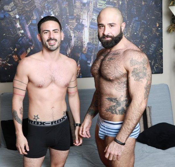 Stars Naked Wrestling Buddies Pic