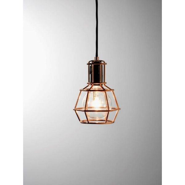 Work lamp i kobber 1.599kr (keiserensnye.no)