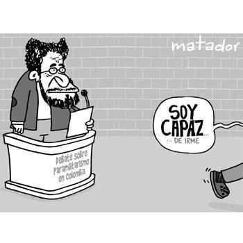 Soy Capaz .... #Caricatura Matador