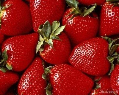 strawberriesPor Fuera, Fruit, Strawberries, Inside, Las Fresas, Red Rose, Beneficios Por, Healthy Food, Red Food
