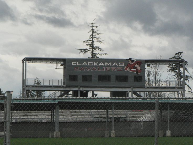 Clackamas High School Stadium
