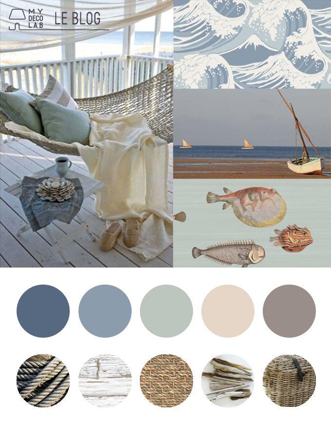 inspiration décoration bord de mer