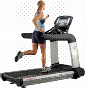 Commercial fitness equipment and used commercial exercise equipment including life fitness equipment, hammer strength exercise equipment, and used commercial gym machines.