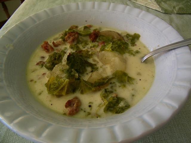 Chef Mommy: Crock Pot Zuppa Toscana