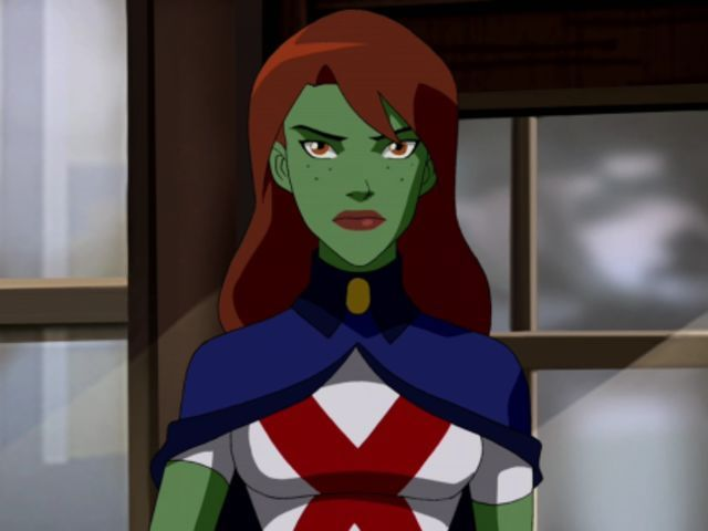 I got: Miss Martian (Megan Morse)! What Young Justice Character are you?  Yassss