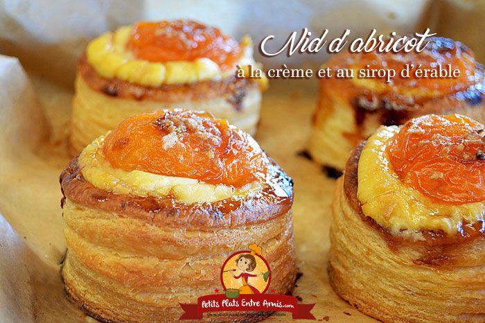 C'est un dessert gourmand que je vous invite à découvrir avec ces nids d'abricots à la crème et au sirop d'érable. Un subtil mélange de saveurs avec une pointe d'acidité de …