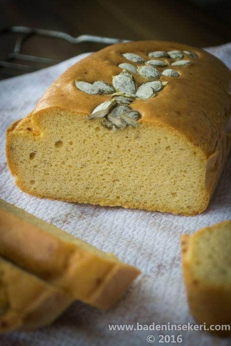 Tahılsız Tost Ekmeği