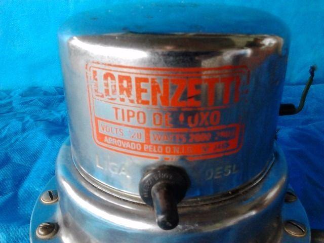 chuveiro lorenzetti antigo