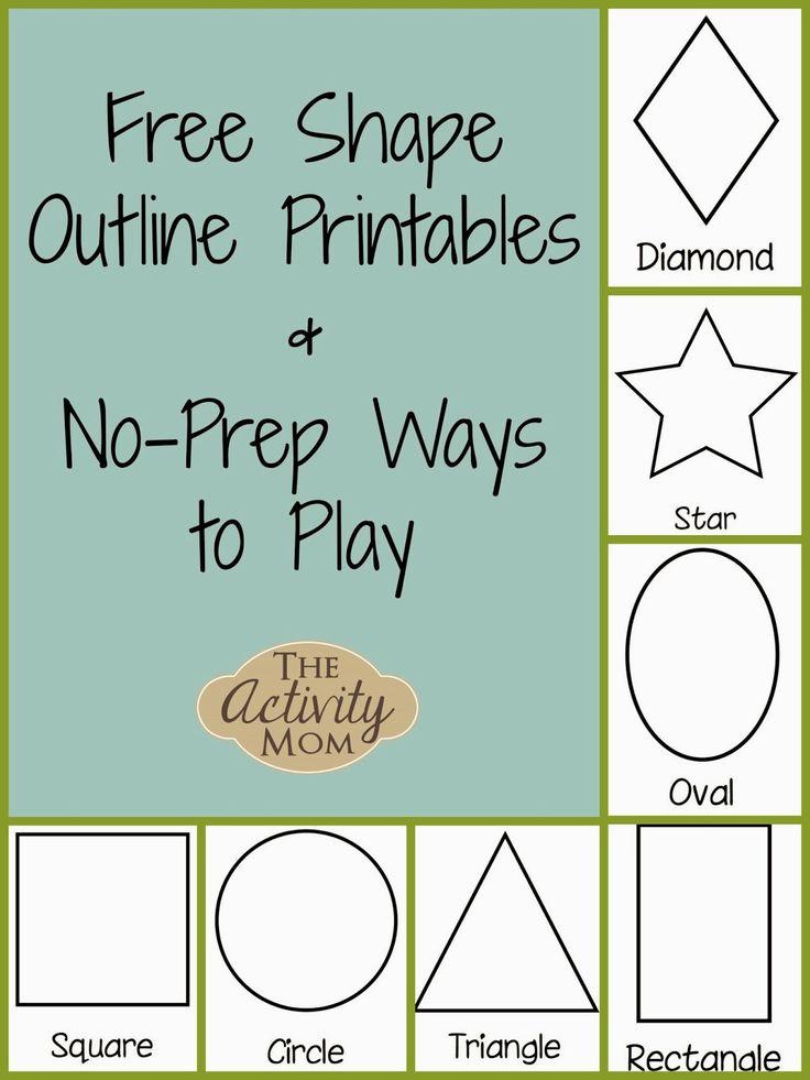 17 best ideas about preschool shape crafts on pinterest kindergarten crafts 2d shapes. Black Bedroom Furniture Sets. Home Design Ideas