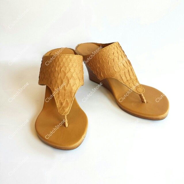 Wedges wings python skin mocca available size 36-42 IDR : 385.000 exclude shipping