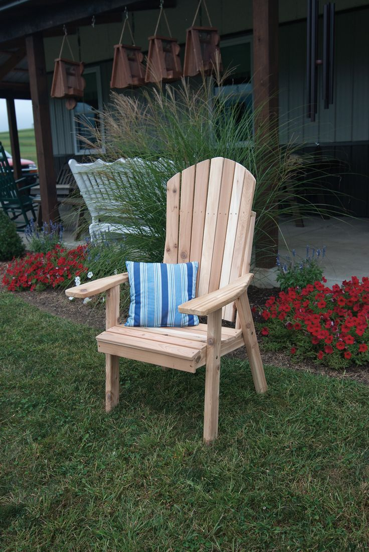 18 best images about yard furniture on pinterest for Lawn and garden furniture