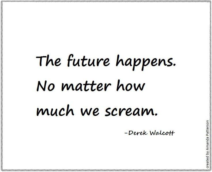 Nobel laureate, Derek Walcott has died