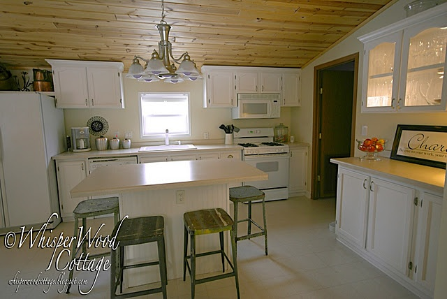 Kitchen In A Double Wide Mobile Home Look What A