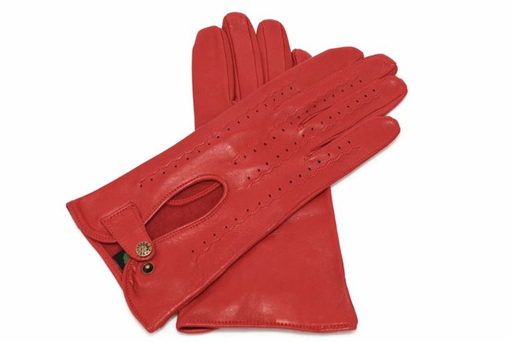 Women's gloves from alpagloves.com Code: 2-NA3-2-2 RED