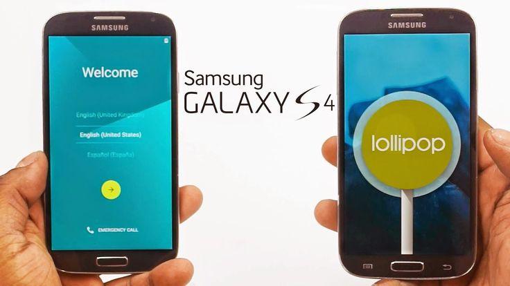 Nextgame727: Samsung Galaxy S4 y Android 5.0 Lollipop - Comienz...