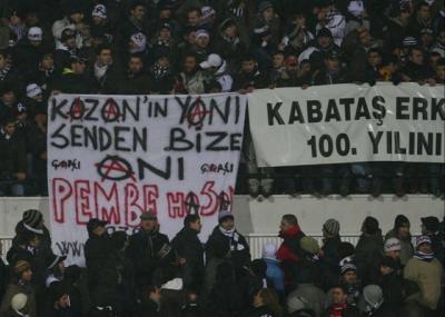 Kazan'ın yanı senden bize anı! beşiktaş, çarşı, bjk