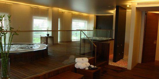 El Spa urbano de SH Valencia Palace Hotel: Wellness Center | DolceCity.com