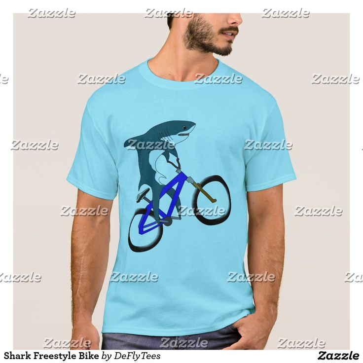 Shark Freestyle Bike