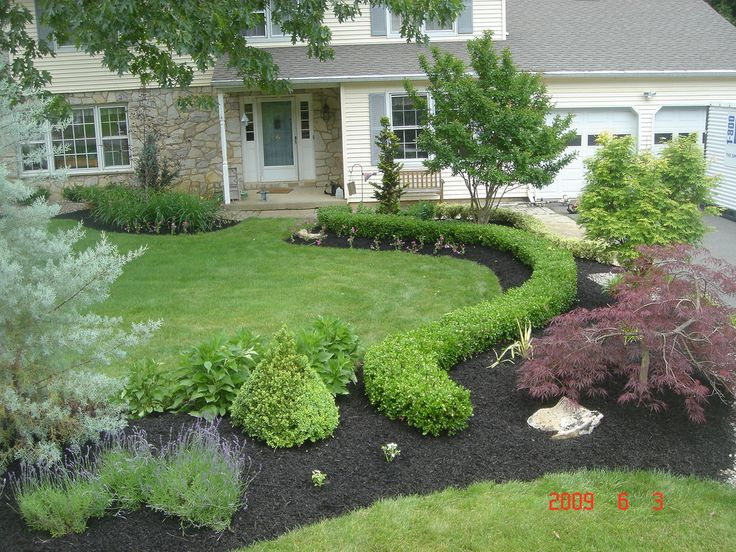 Winding Boxwood Hedges « A Cut Above Landscaping Monroe