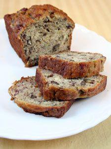 Banana Bread Recipe | Mini Banana Bread Loaves