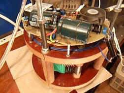 Kanarev announces a self-running motor-generator