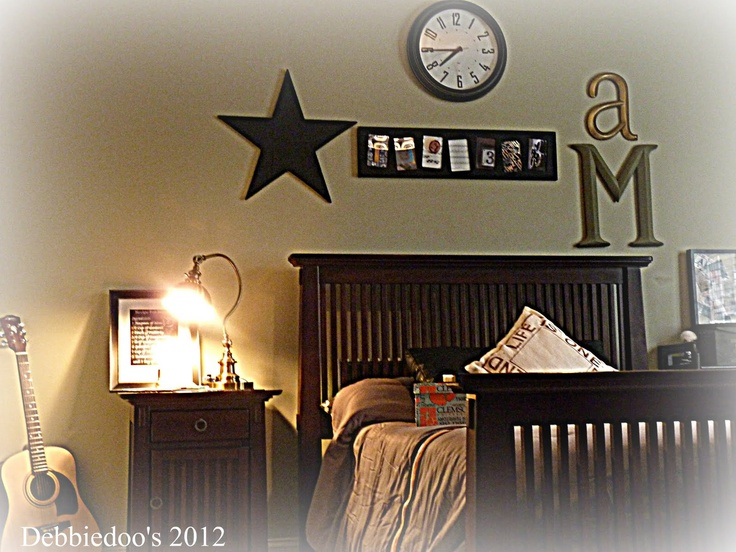 Teen boys bedroom makeover! {Newbie party started}