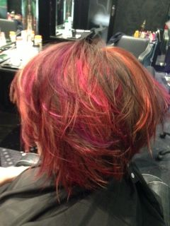 Fifty Shades of Red - #suitej #suitejhairsalon #hair #hairsalon #stkilda
