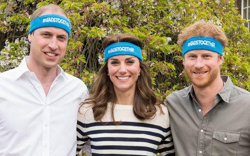 ウィリアム王子とハリー王子が、母ダイアナ元妃を失った悲しみと兄弟の絆を語る