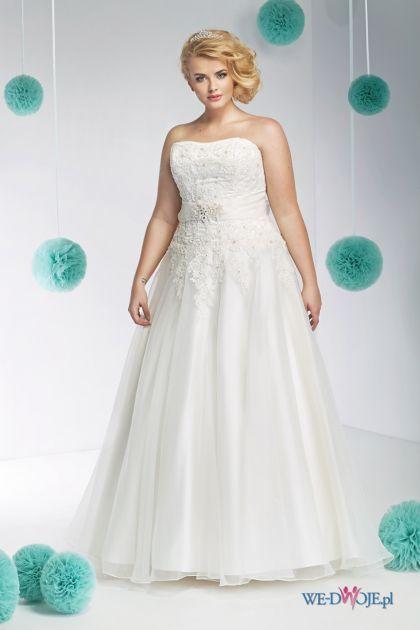 suknia ślubna Annais Bridal #polkipl
