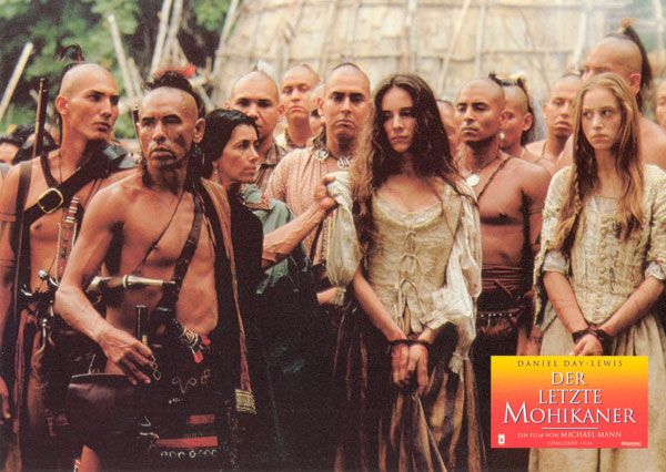 An analysis of the movie and the novel the last of the mohicans