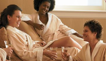 Places to go for a girls spa weekend from Memphis