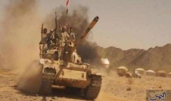 قوات الجيش الوطني تتصدي لهجوم حوثي في محافظة الجوف Military Vehicles Military Vehicles